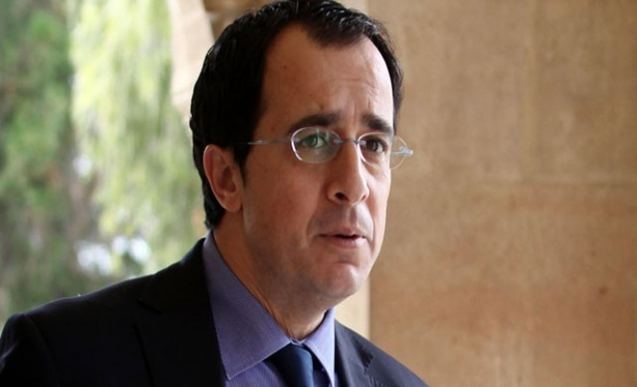 Христодулидес: «Переговоры провалились из-за Турции»