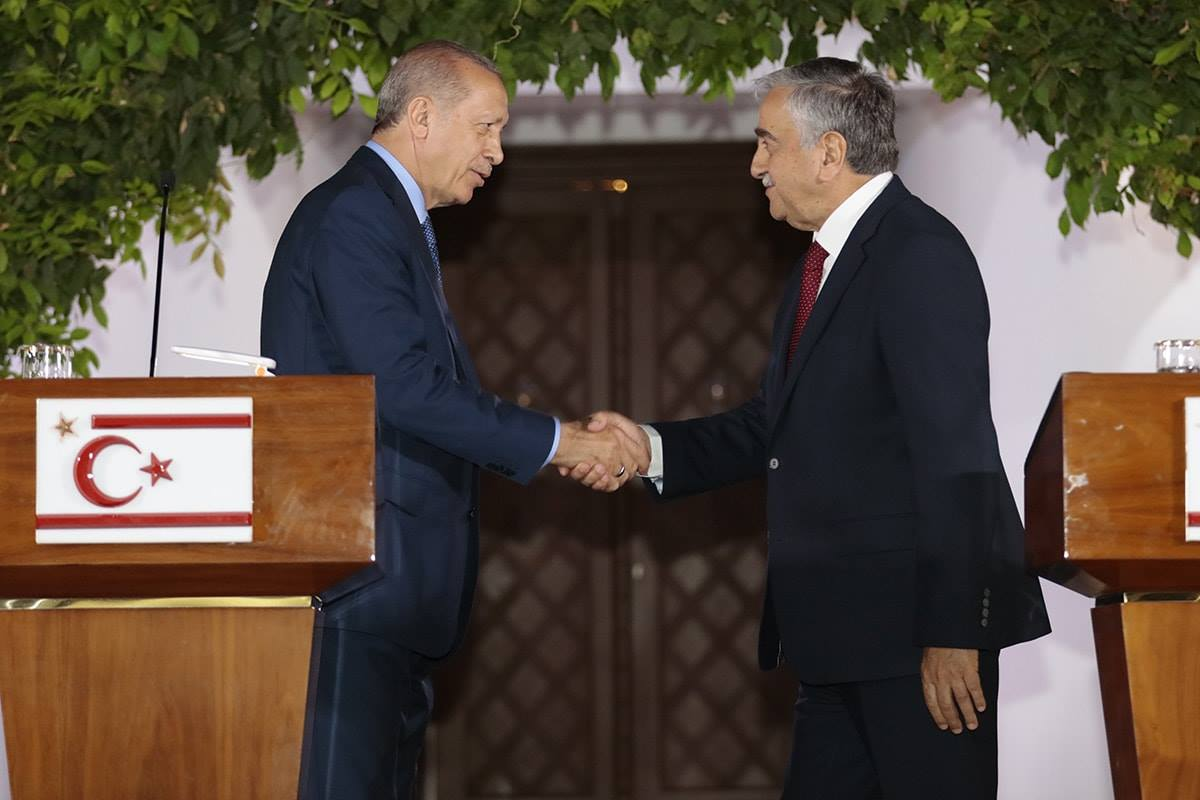Эрдоган: «Мы хотим превратить ТРСК в центр притяжения в Средиземноморье»