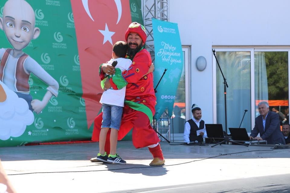 Фестиваль в честь дня защиты детей