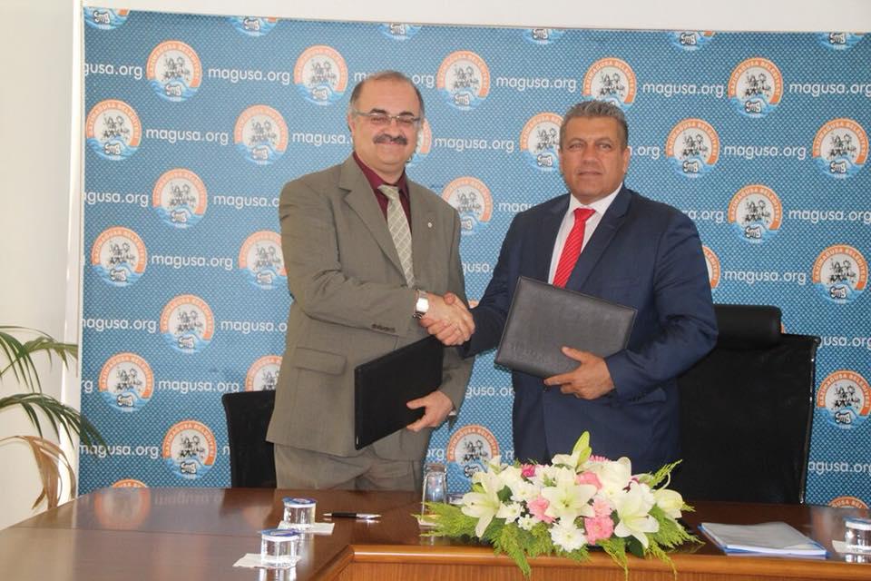 Протокол о сотрудничестве между администрацией Фамагусты и образовательным учреждением İTÜ-KKTC