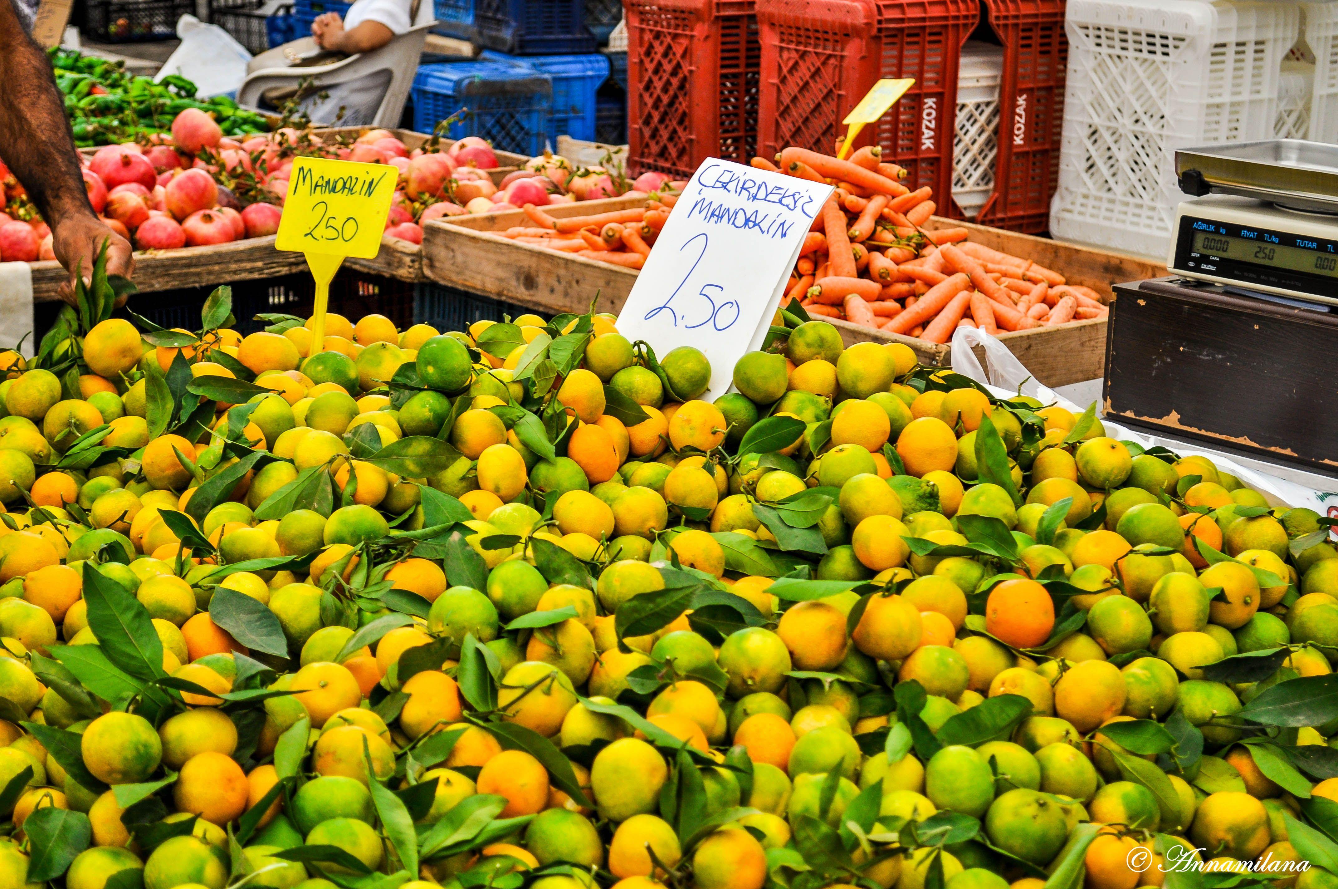 Рынок в октябре