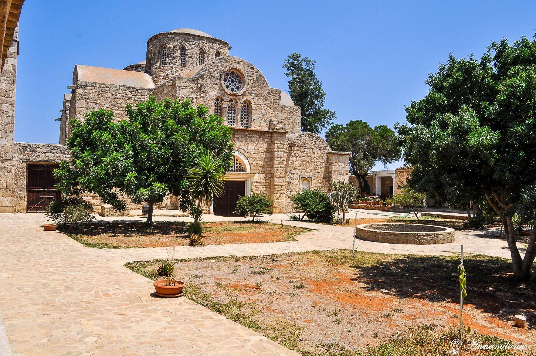 Монастырь Апостола Варнавы в Фамагусте