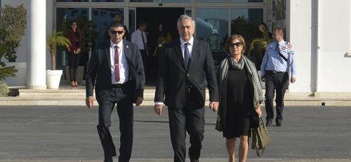 Акынджи встретится в Лондоне с общиной турко-киприотов