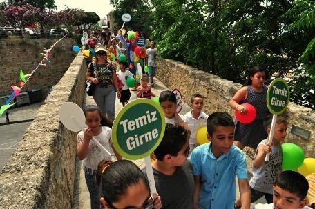 Фестиваль для детей в Кирении