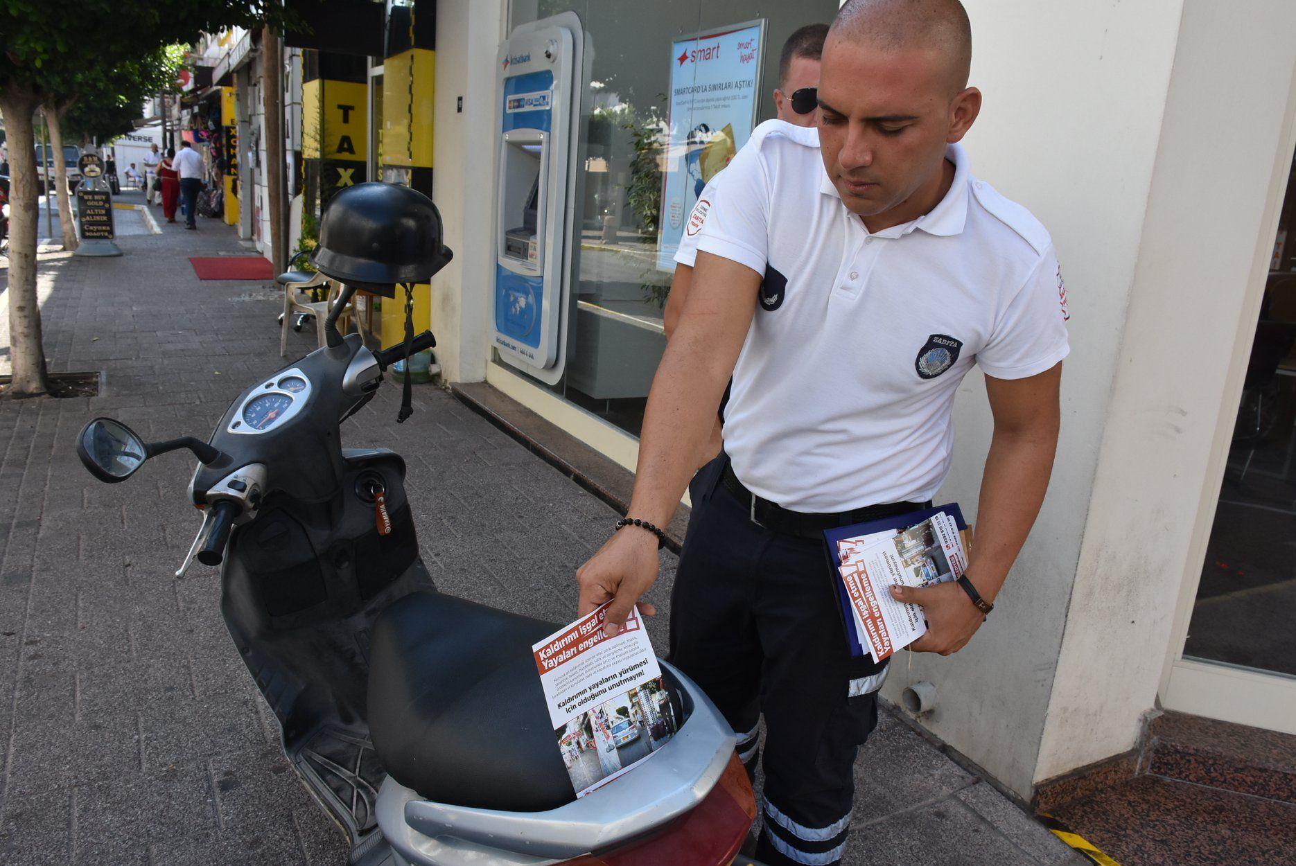 В центре Кирении будут штрафовать за неуважение к пешеходам
