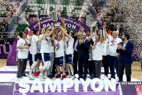 На Северном Кипре пройдет международный баскетбольный турнир