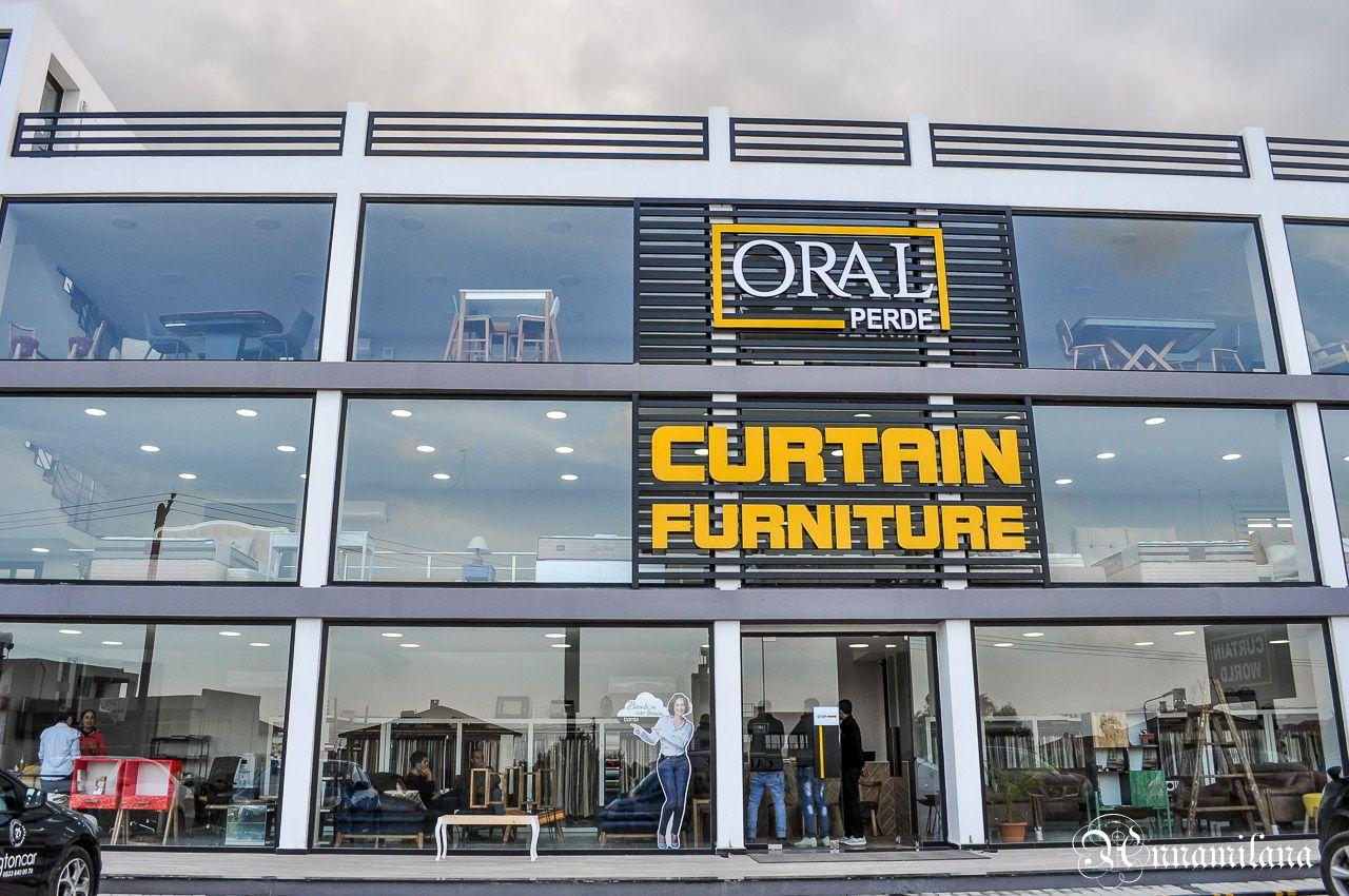 Мебельный магазин ORAL PERDE & MOBİLYA