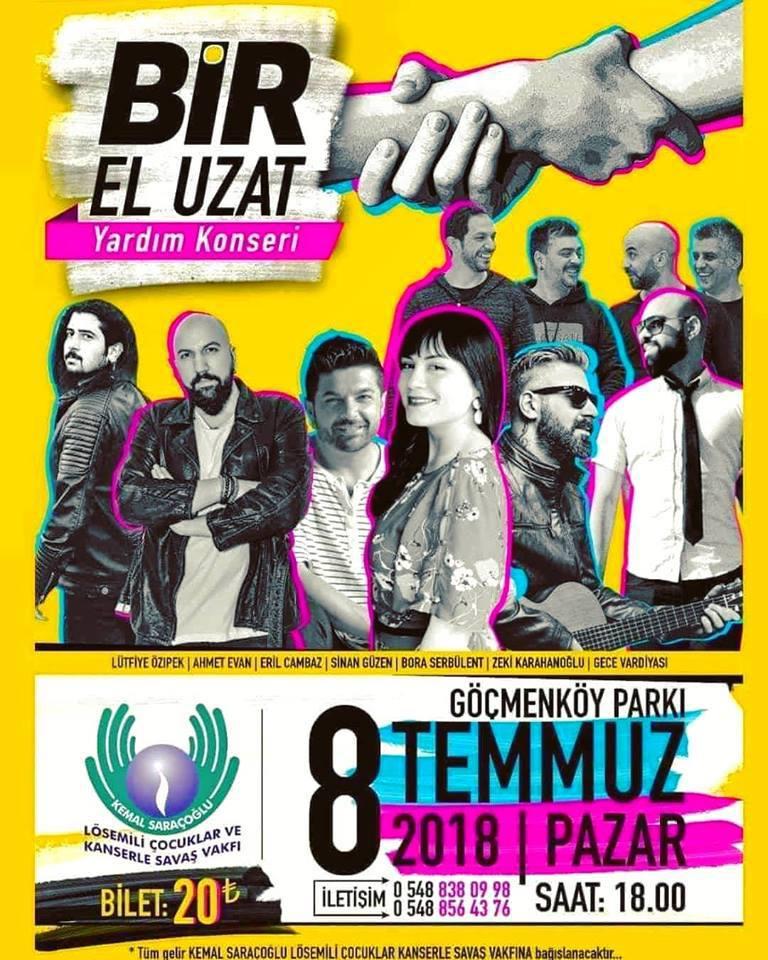 Благотворительный концерт в Лефкоше