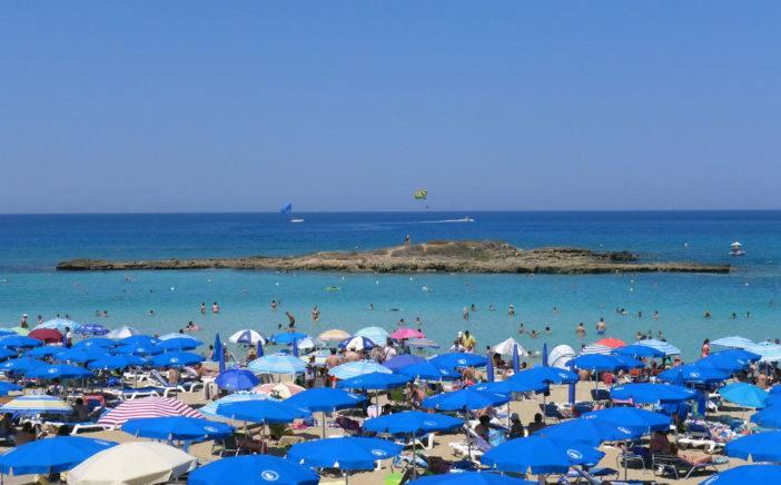 Россияне и британцы предпочитают отдыхать на Кипре