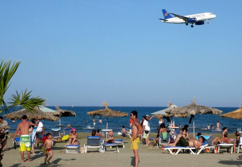 Кипр продолжает бить рекорды по количеству туристов