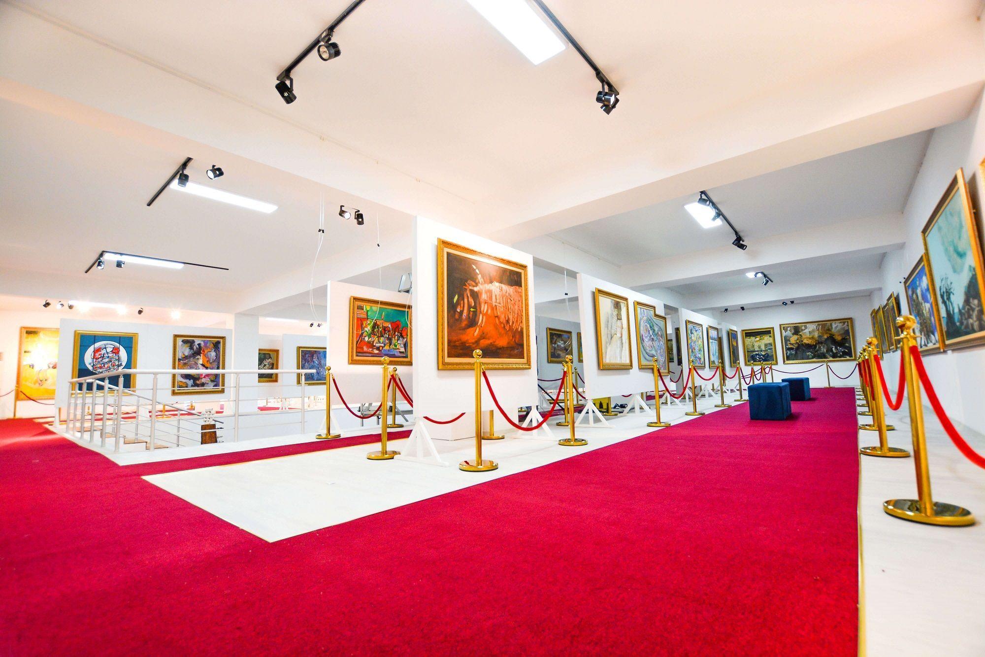 Музеи Near East ждут своих любителей искусства