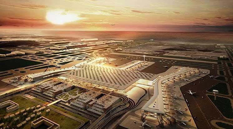 Новый Стамбульский аэропорт откроется 29 октября