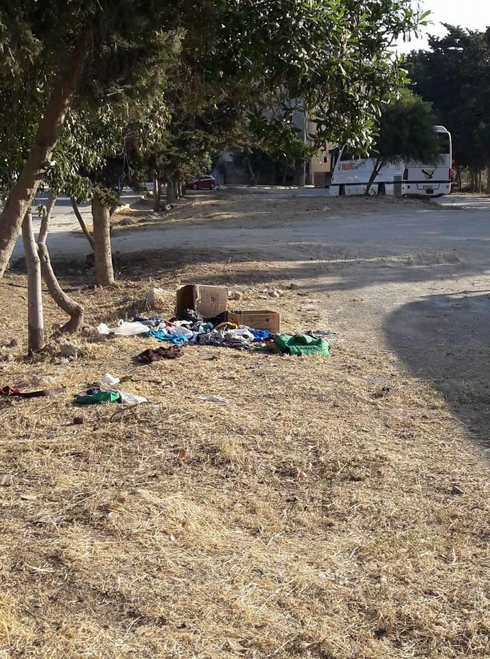 Муниципалитет Кирении проводит уборку в районах города