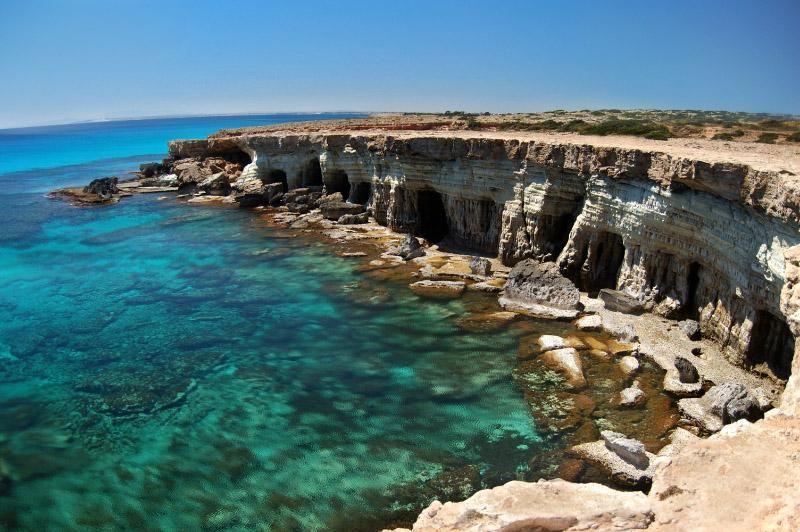 Голубые флаги на Кипре
