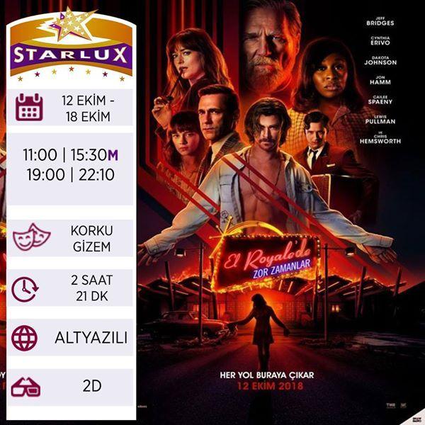 Киноафиша на 12-18 октября