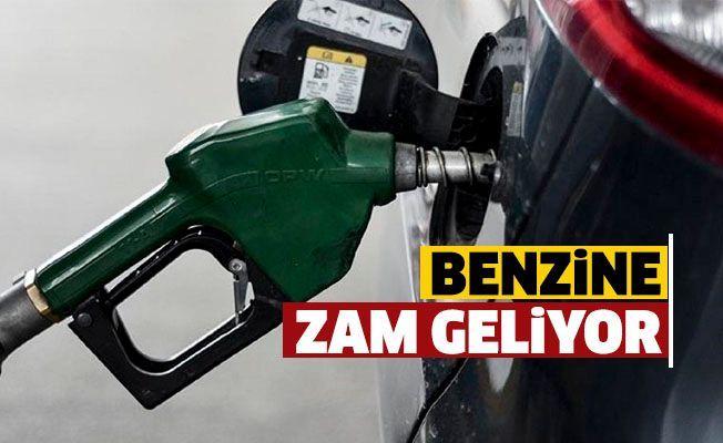 Бензин подорожает на 10 курушей