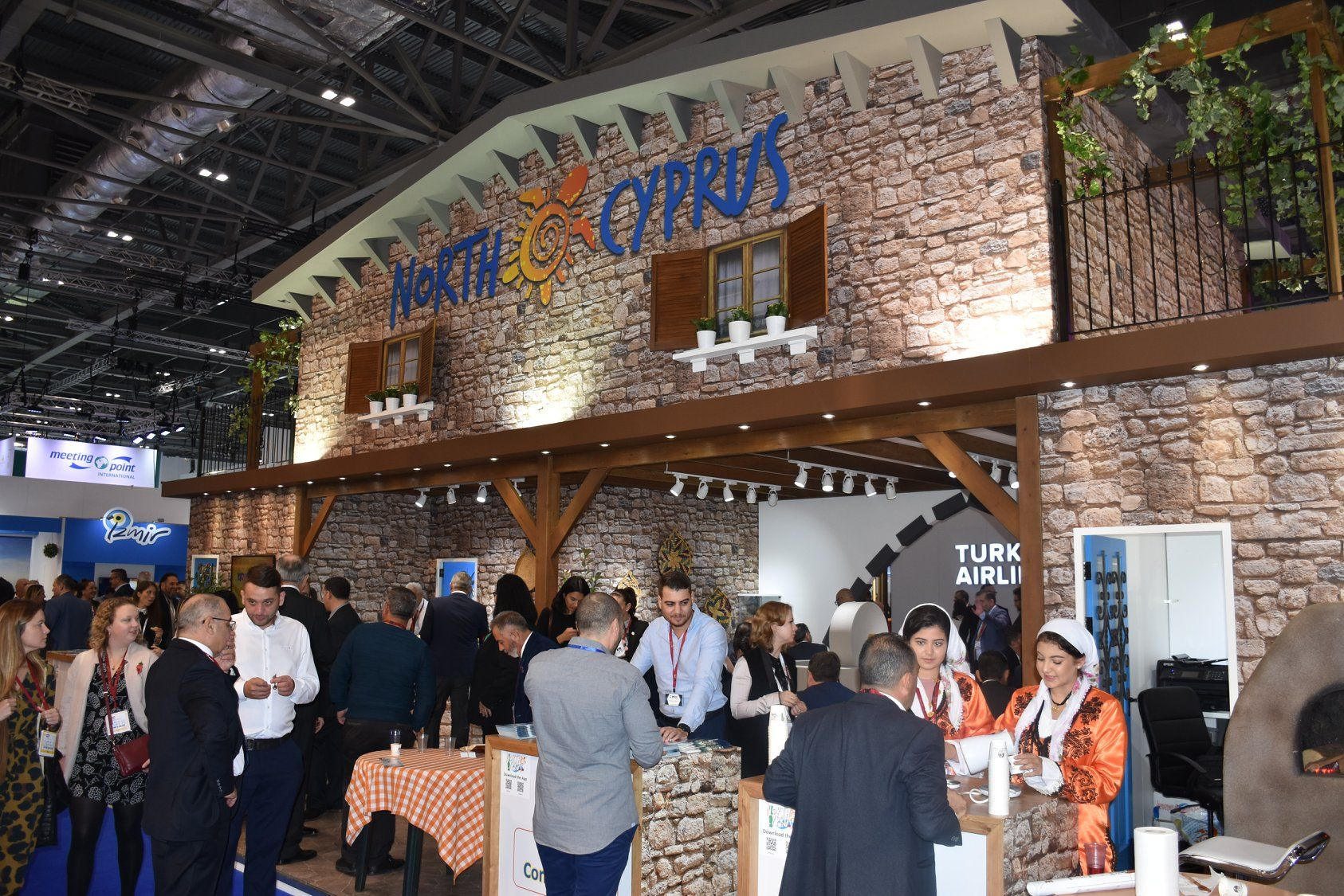 Северный Кипр принимает участие в выставке World Travel Market 2018