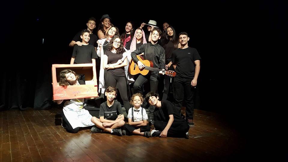Театр молодёжи в Кирении