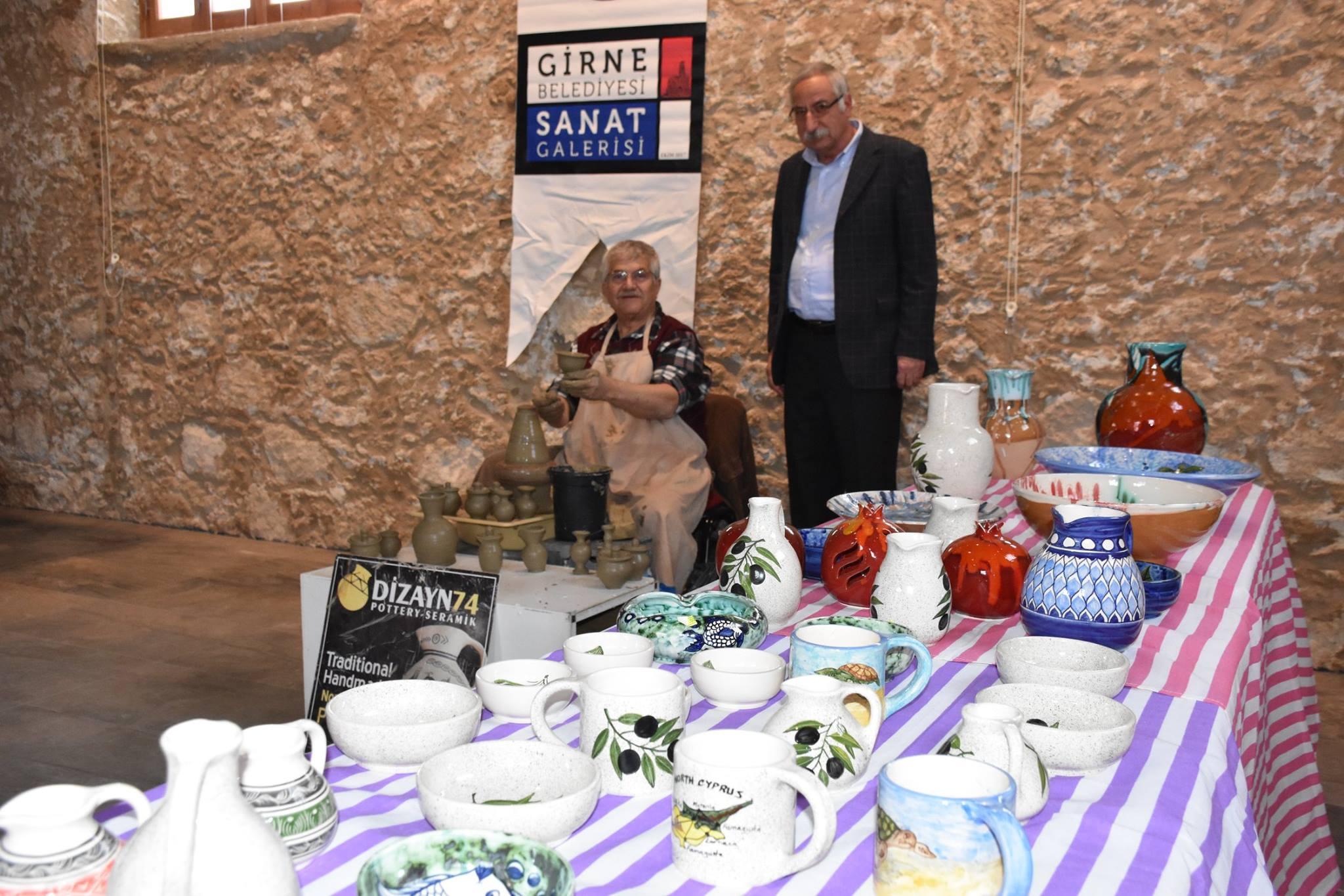 Выставка гончарного искусства