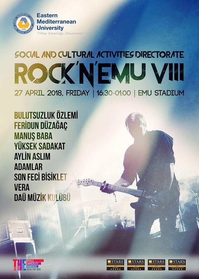Rock в  EMU