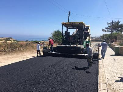 Новая дорога в Татлысу