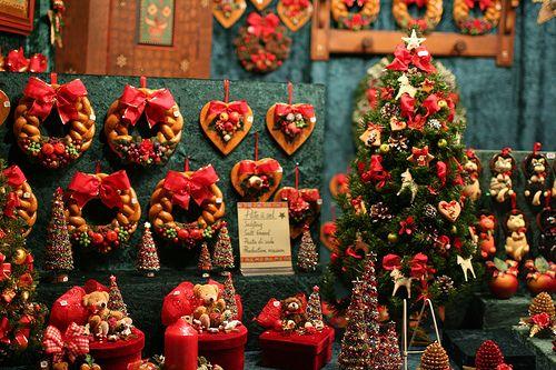 Рождественский маркет в  Karsel Restaurants