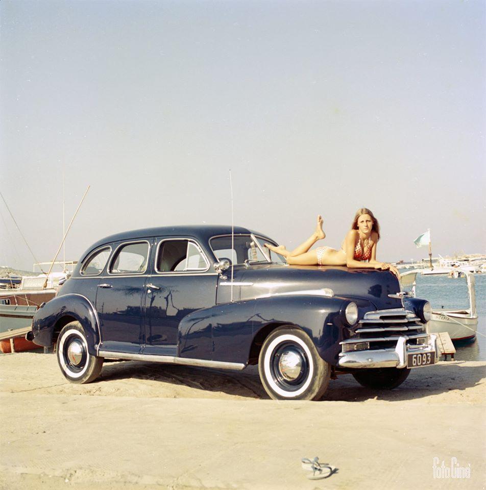 На Северном Кипре пройдет выставка классических автомобилей