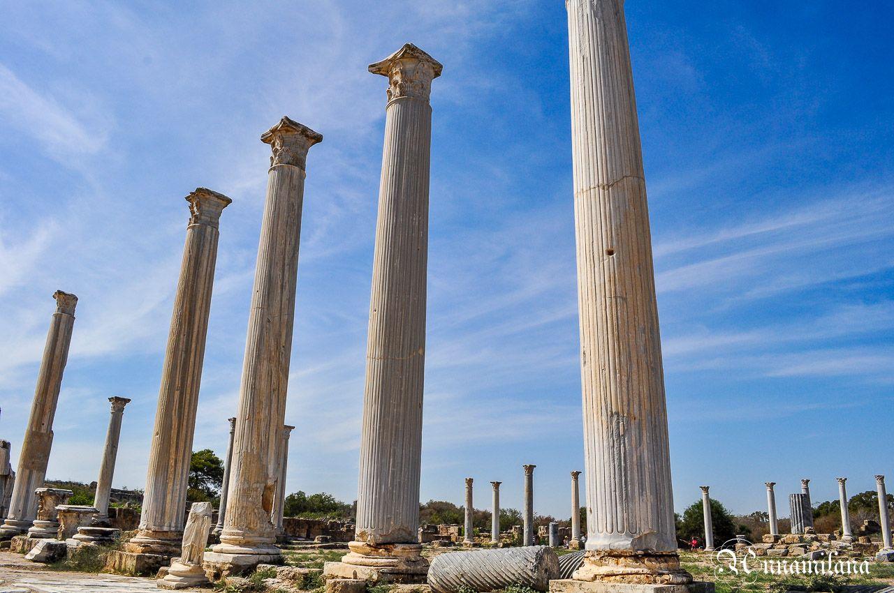 Древний Саламис