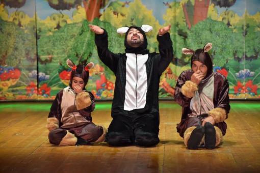 Шоу для детей в рамках дней Культуры