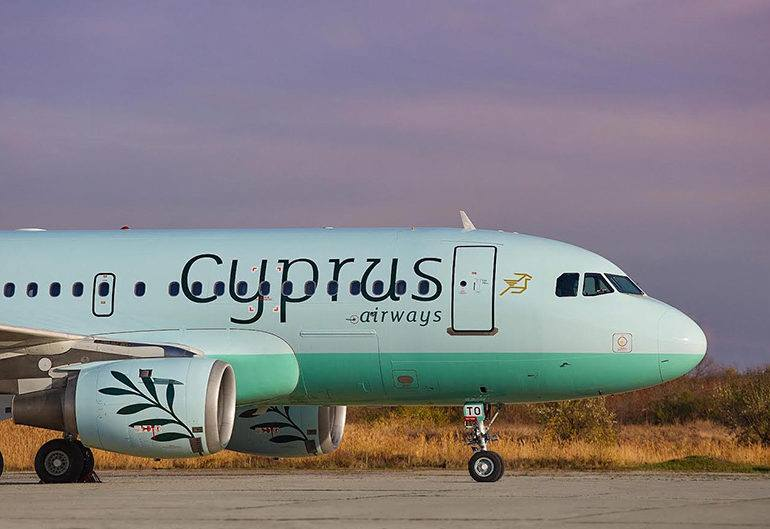 Новые перелеты Кипрских авиалиний