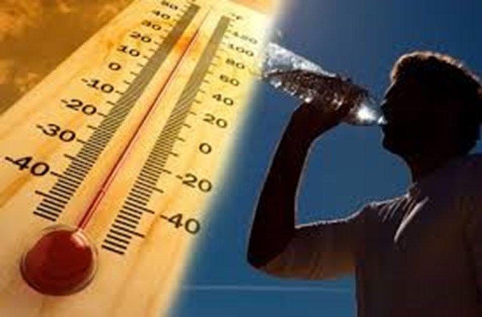 На Кипр идет жара