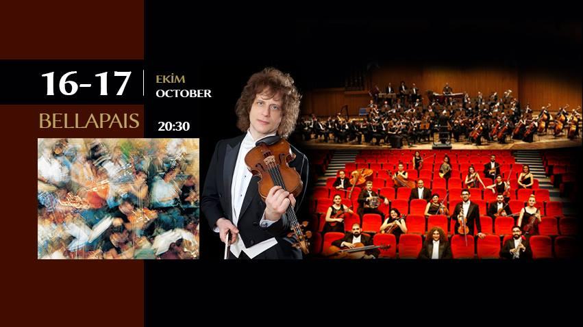 Президентский симфонический оркестр ТРСК в Аббатстве Беллапаис