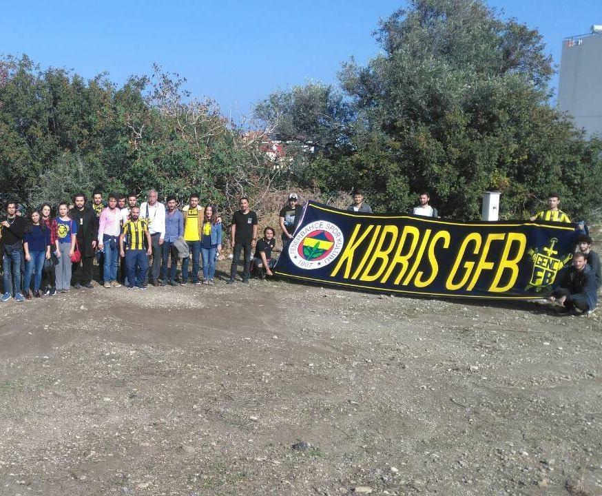 Волонтеры приняли участие в посадке деревьев