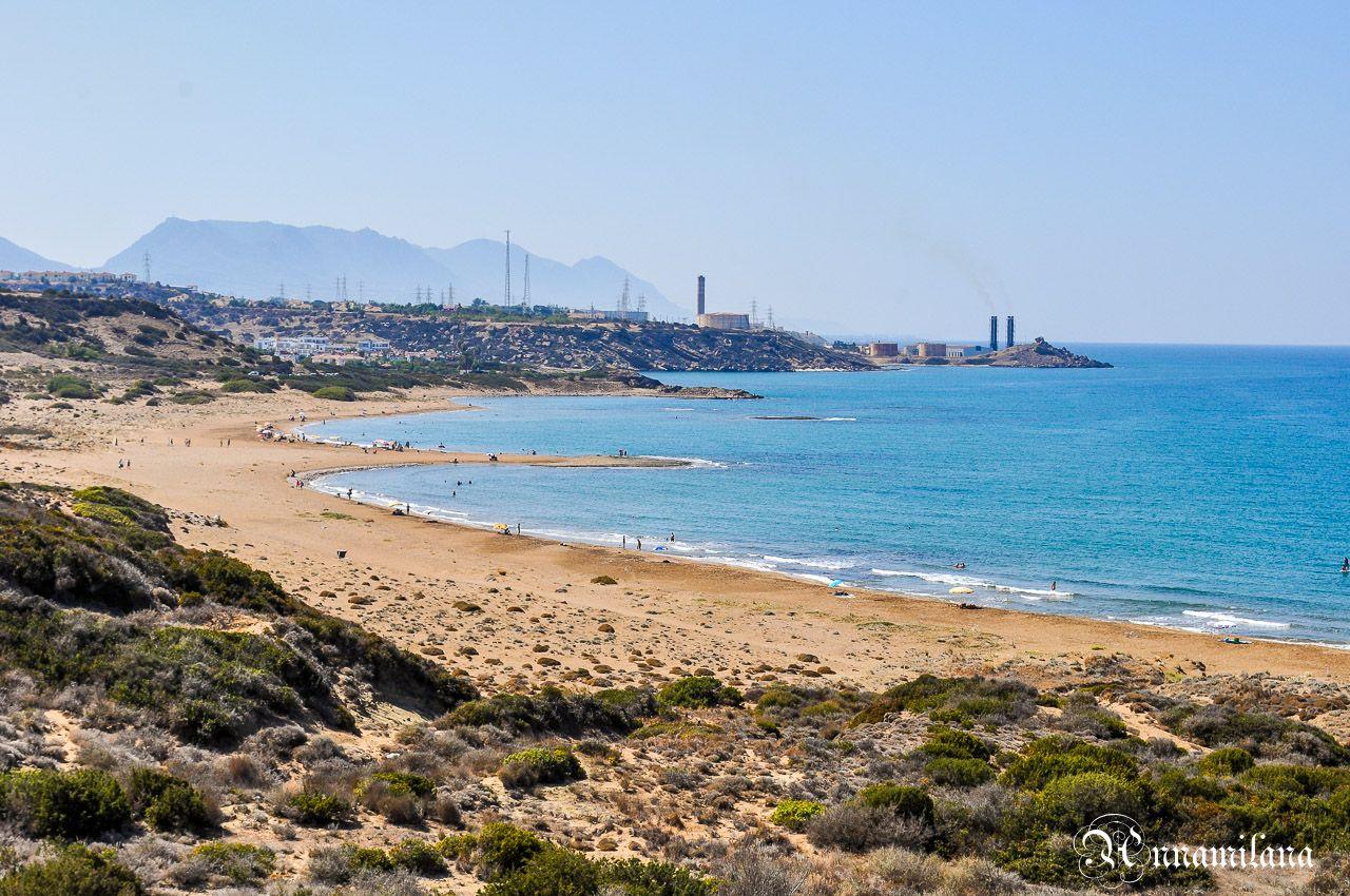 Пляжи Алагади
