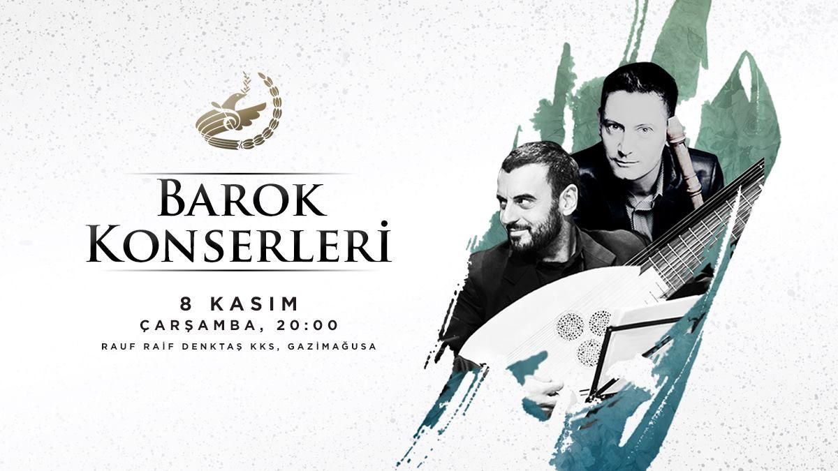 Концерт живой музыки KKTC Cumhurbaşkanlığı Senfoni Orkestrası в Фамагусте
