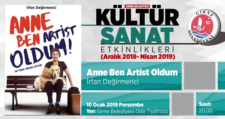 Театральное представление İrfan Değirmenci в Кирении