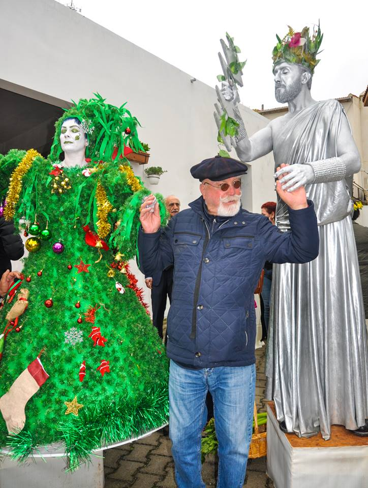 В Татлысу прошел фестиваль трав