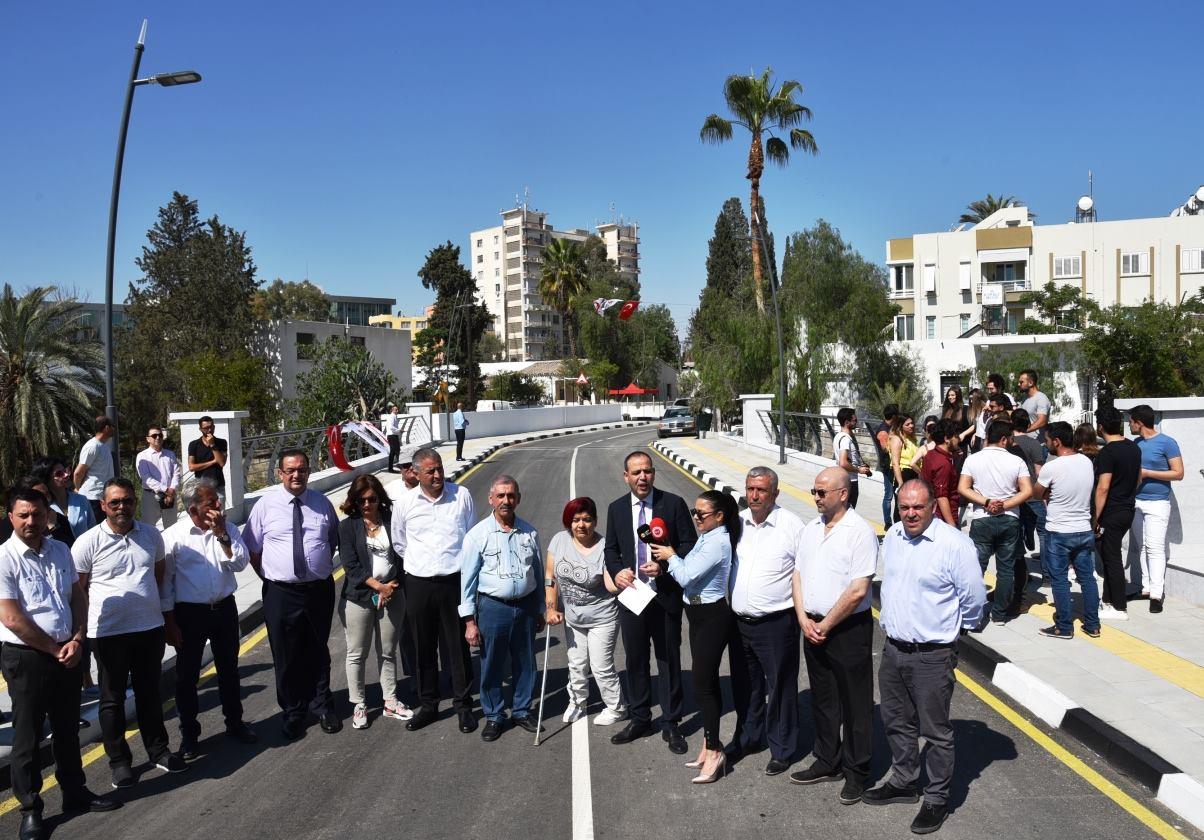 Мост Gelibolu-Marmara в Лефкоше открыт!