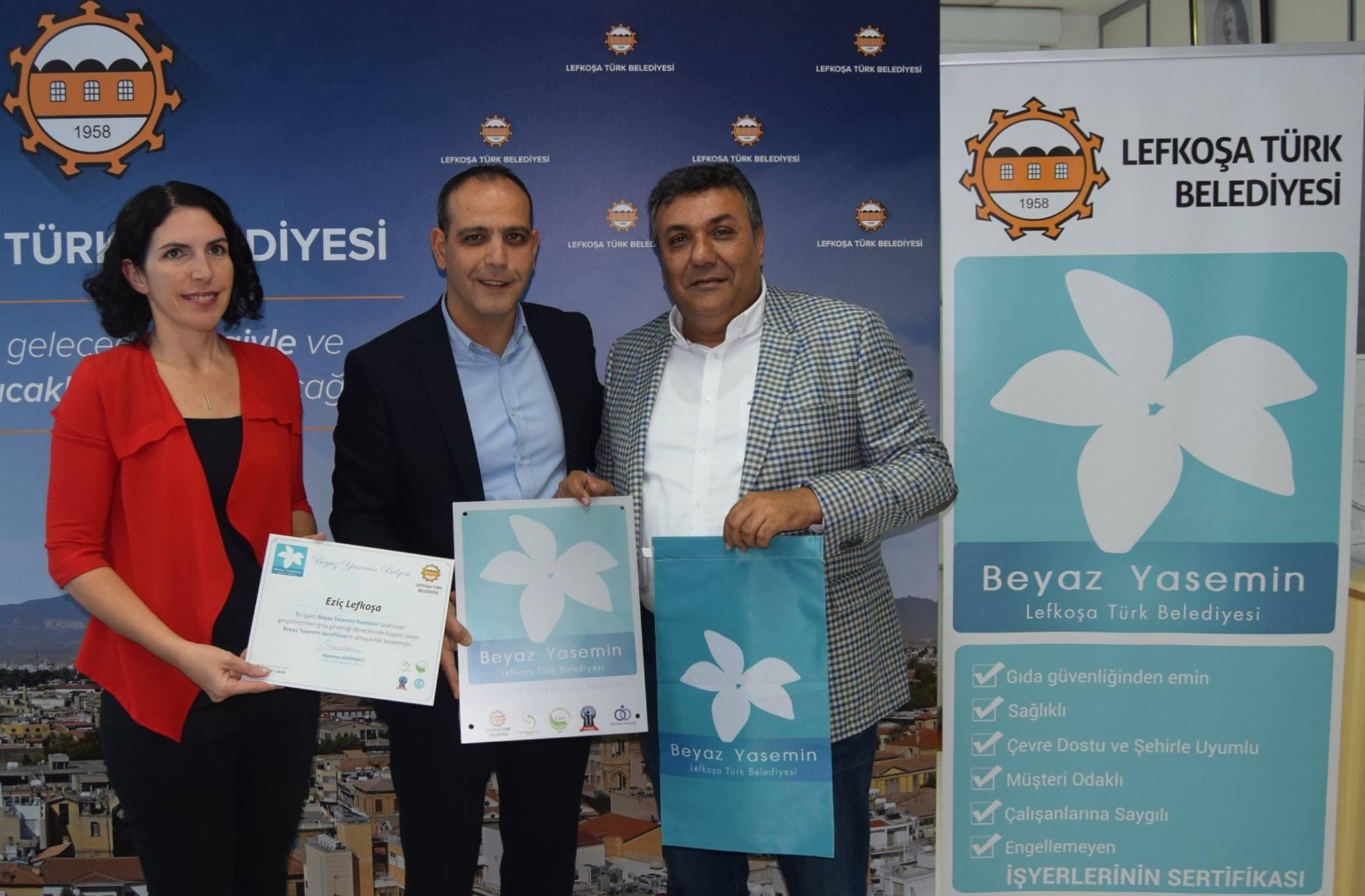 Муниципалитет Лефкоши наградил 11 ресторанов за чистоту