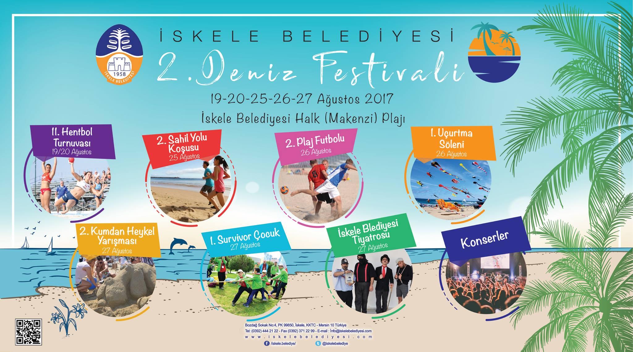 2-й фестиваль моря в Искеле