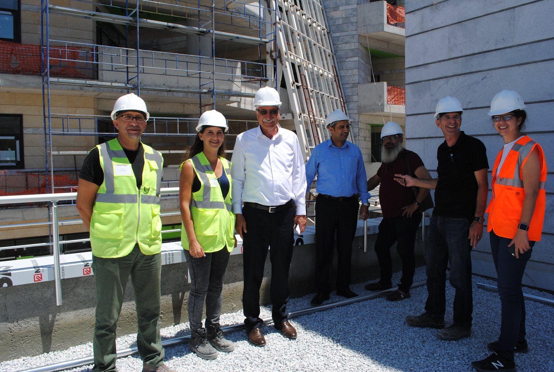 Новое здание муниципалитета Кирении откроется для посетителей в конце октября