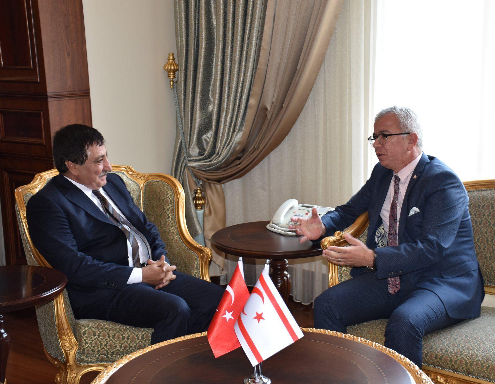 ТРСК и Бурса будут сотрудничать в сфере туризма