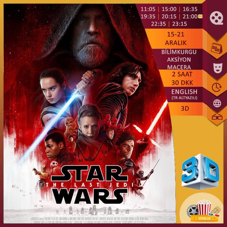 «Звёздные войны: Последние джедаи»