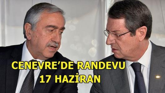 Новая женевская конференция по объединению Кипра может пройти 17 июня