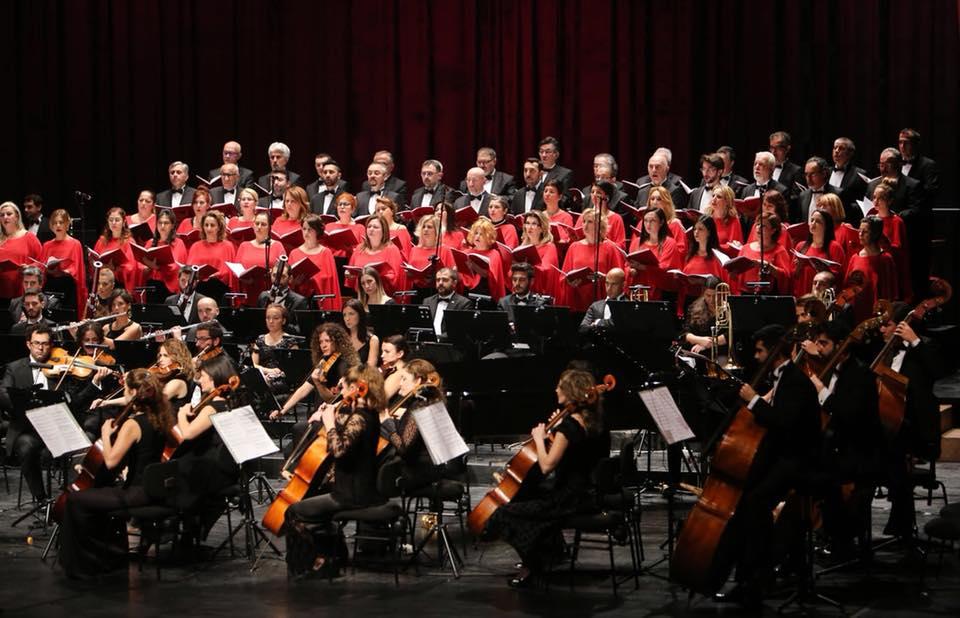 Концерт живой музыки в Саламисе