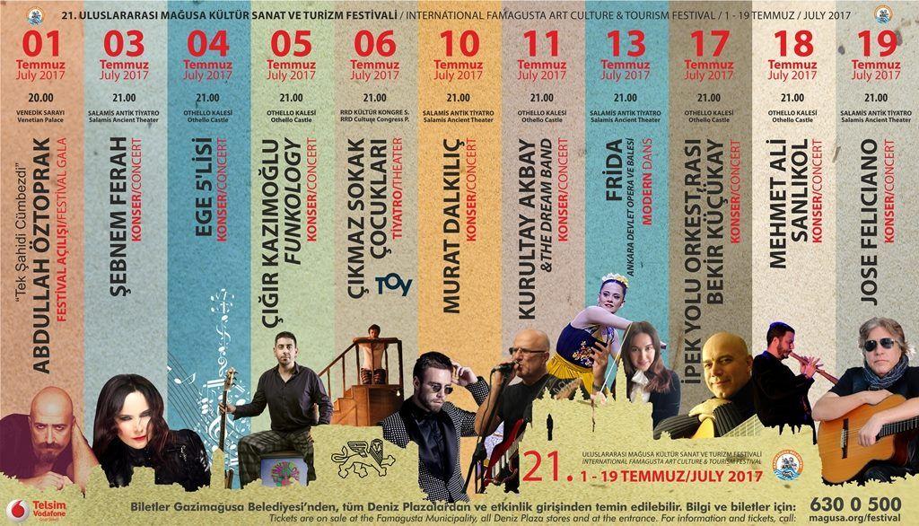 21-й фестиваль культуры и туризма