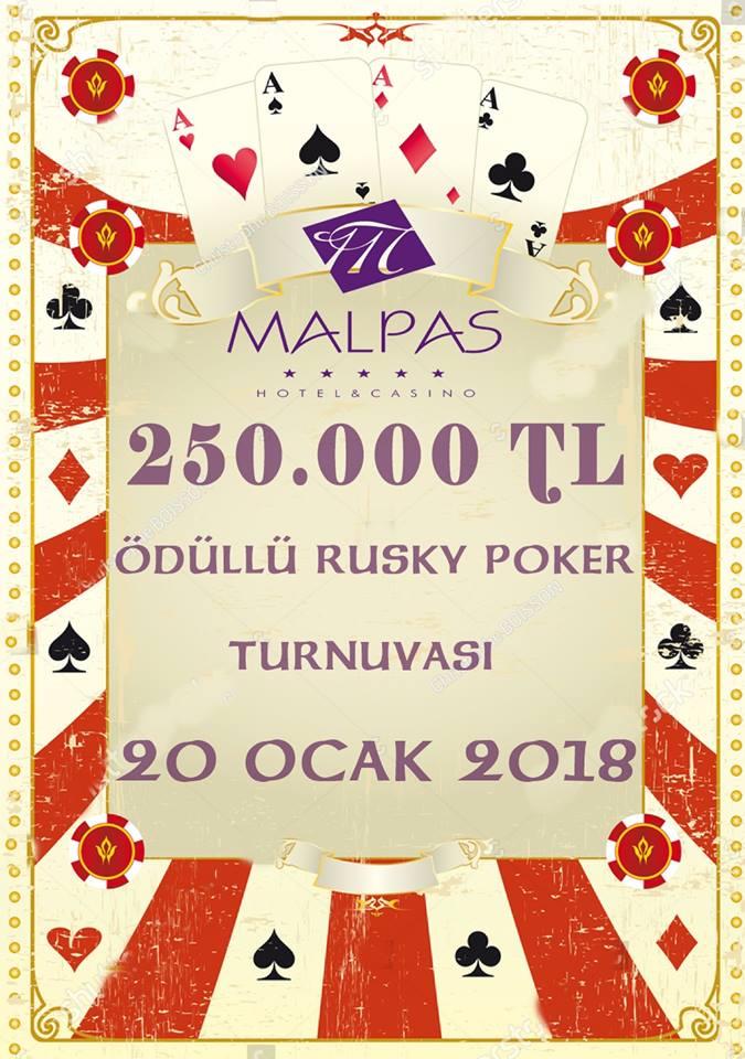 Турнир по русскому покеру