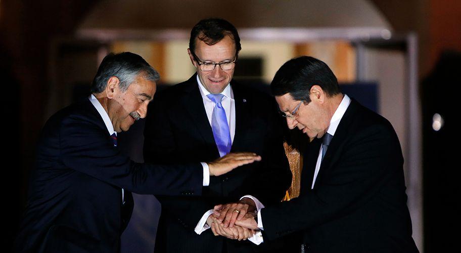 О Кипрских переговорах…