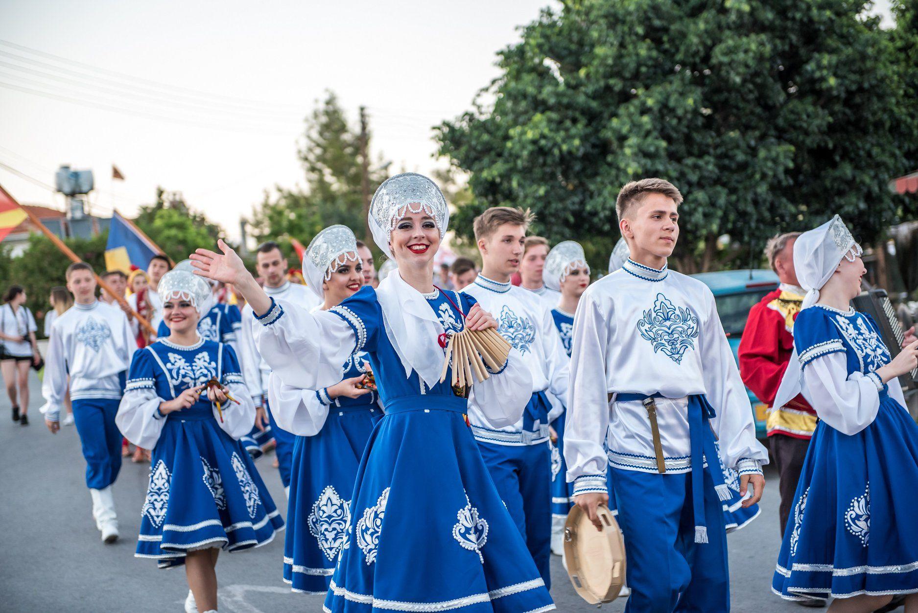Завершился 50-й традиционный ежегодный фестиваль в Искеле
