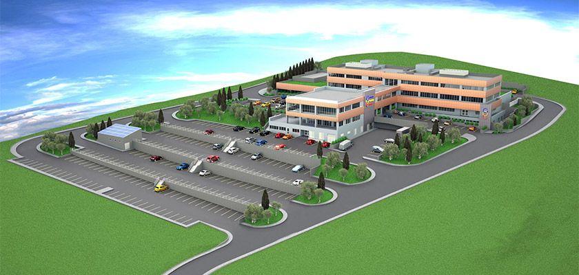 Новый онкологический центр